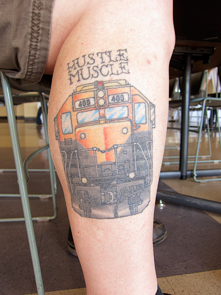 Railroad Tattoos - par...