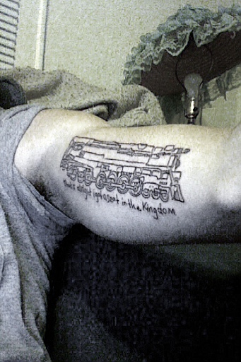 Railroad Tattoos Part 3