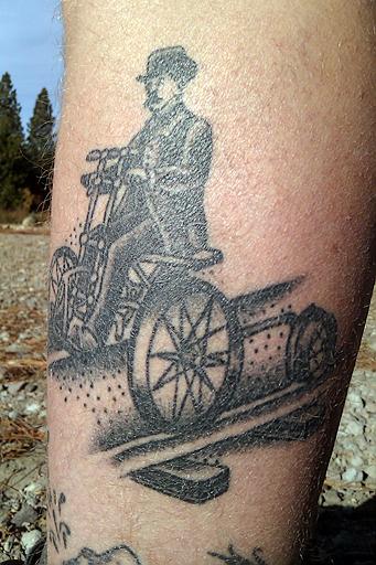 Railroad Tattoos Part 2
