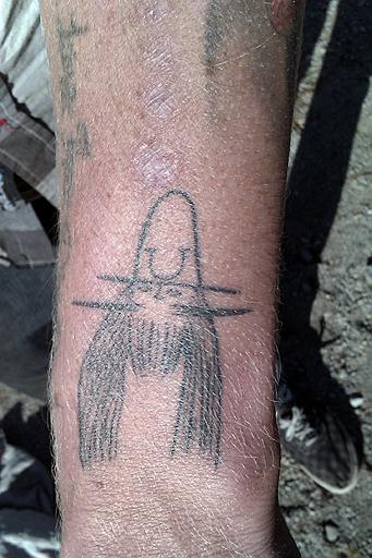 Railroad Tattoos Part 5